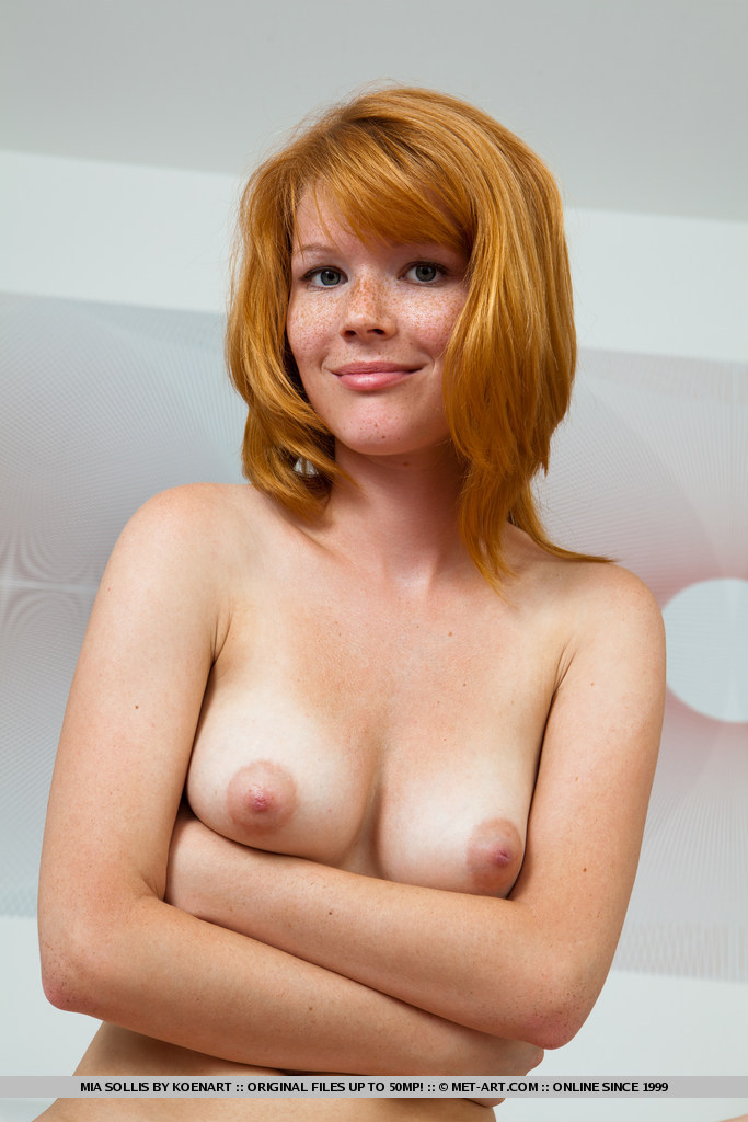 from Calvin hot sexy naked redhead virgins