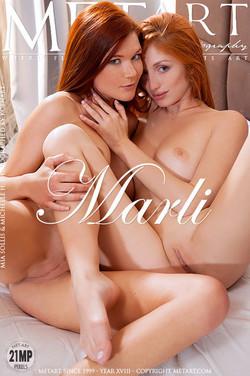 MetArt - Mia Sollis & Michelle H - Marli by Koenart