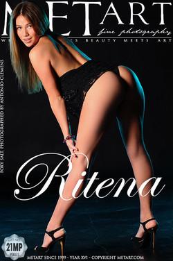 Met-Art Salt Ritena Exclusive Pics