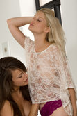 Charlotte Stokely & Malena Morgan In Miscere By Luca Helios - Picture 1