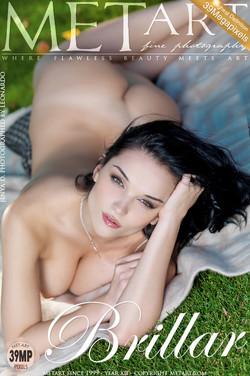 Jenya D MetArt Photo Erotique de la Sexy Fille Nue