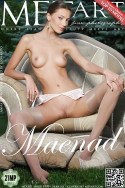 MetArt - Anna AJ - Maenad by Leonardo