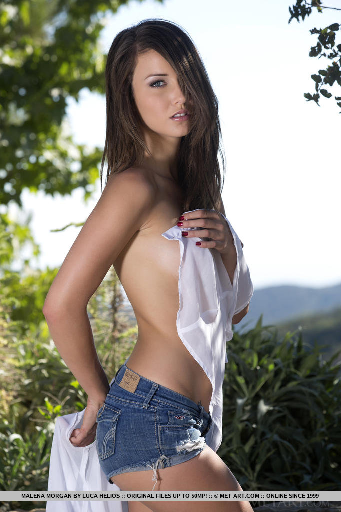 Malena Morgan In Probitas By Luca Helios - Picture 5