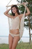 Irina J In Anaphe By Oleg Morenko - Picture 1