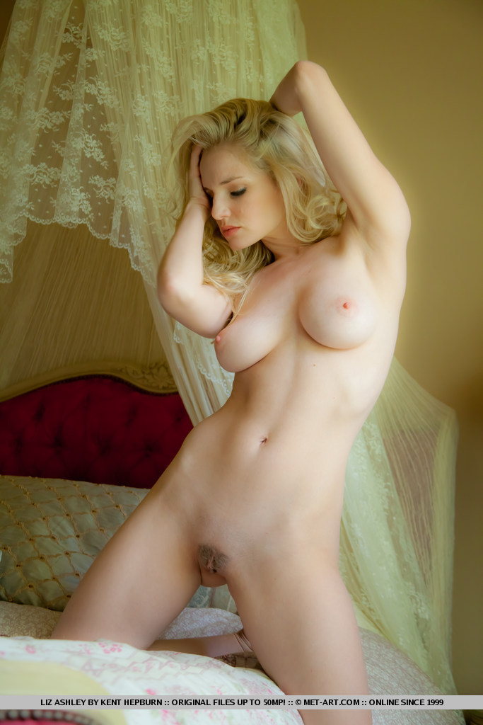 w 7ECC2690E7BD2FA4BDF540A2317B8396 Blonde sexy nude model Liz Ashley