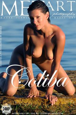Suzanna A Coliba strips her sexy bikini