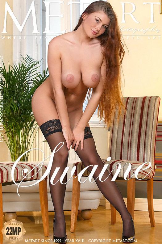 Lucy Li Sexy Fille Nue Photo Erotique MetArt