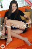 Angely Grace Nude in Studious Flirt