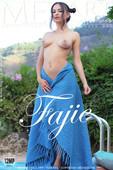 Li Moon Nude in Fajie