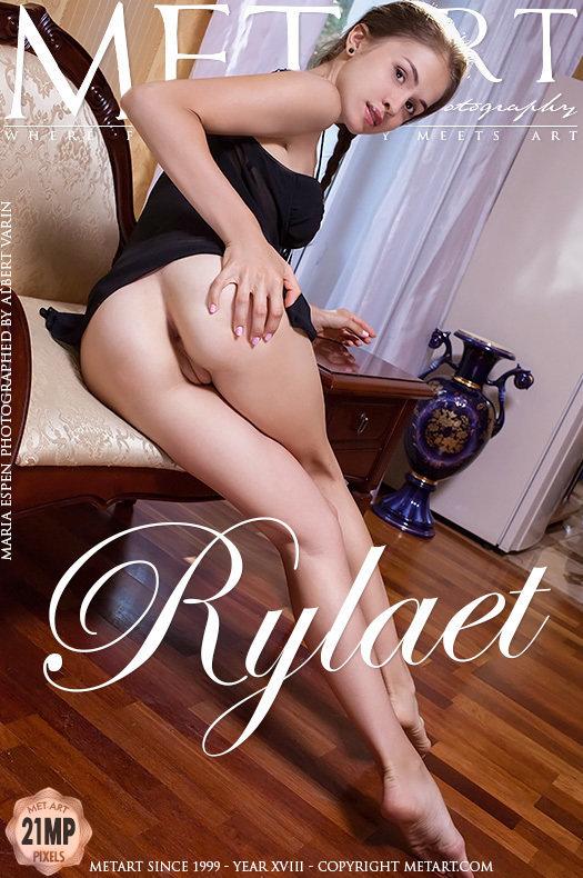 Maria Espen Sexy Fille Nue Photo Erotique MetArt