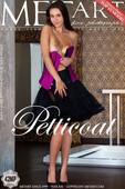 Alisa Amore in Petticoat
